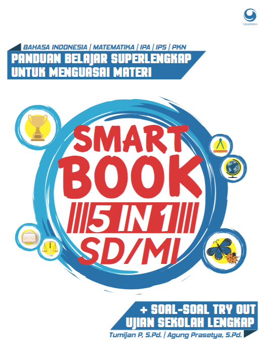 SMART BOOK 5 IN 1 SD/MI