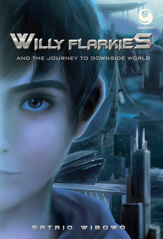 Willy Flarkies and The Journey to Downside World