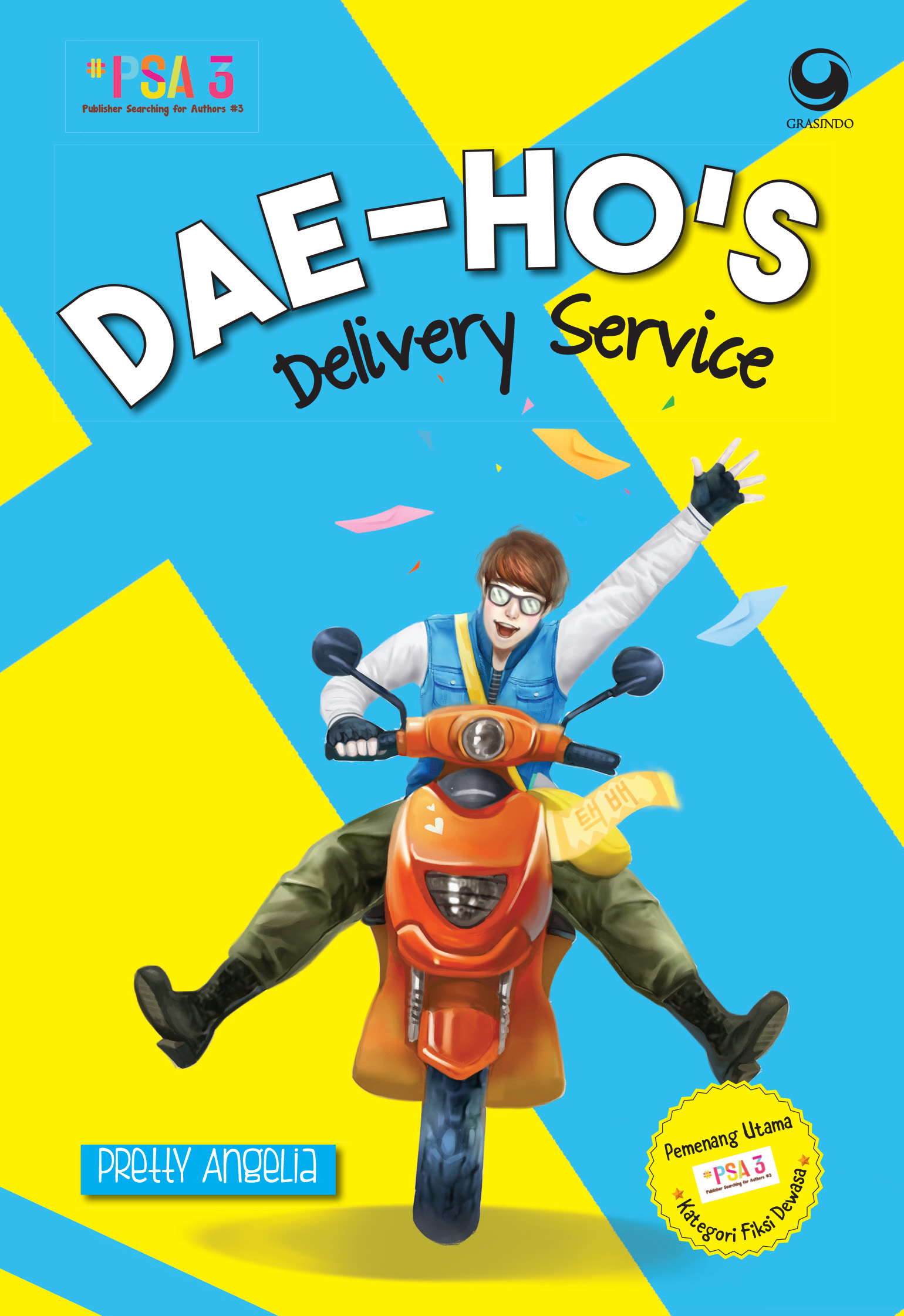 Dae-Ho�s Delivery Service