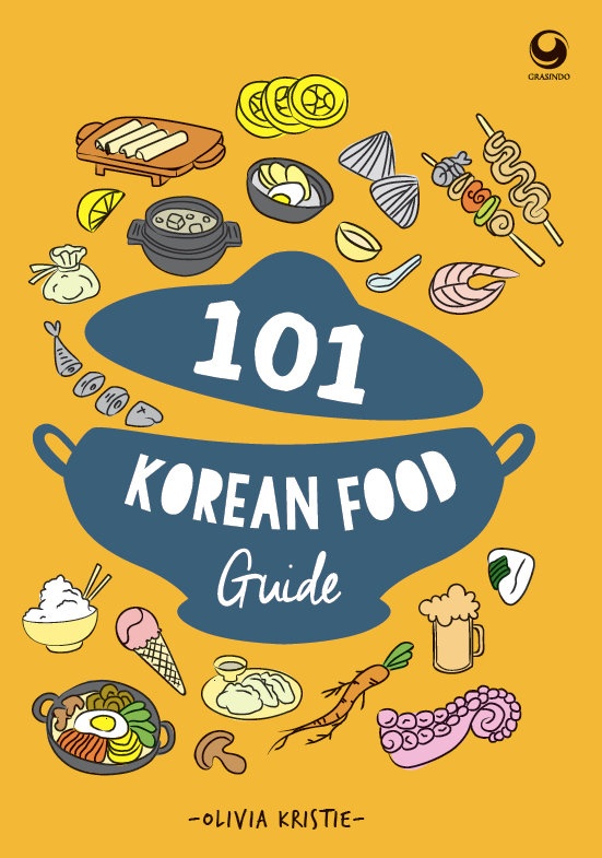 101 Korean Food Guide