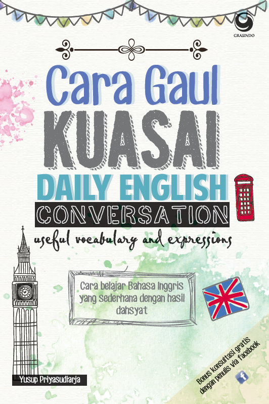 Cara Gaul Kuasai Daily English Conversation