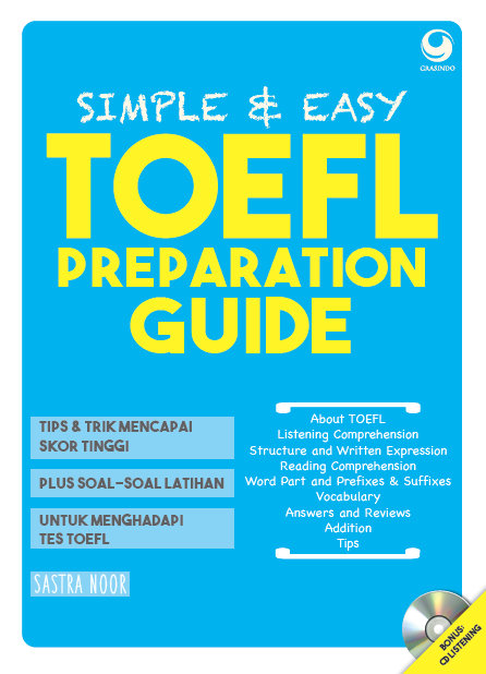 Simple and Easy TOEFL Preparation Guide