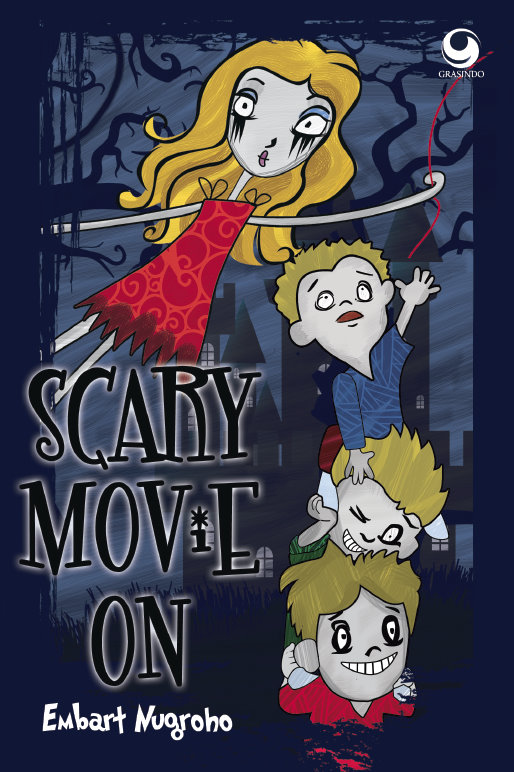 SCARY MOViE ON