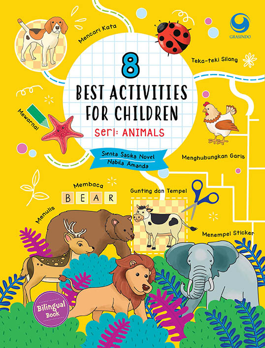 8 BEST ACTIVITIES : ANIMALS
