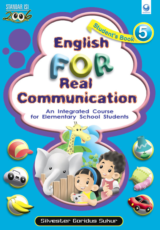 English for Real Communication. An Integrated Course for Elementary School Students
