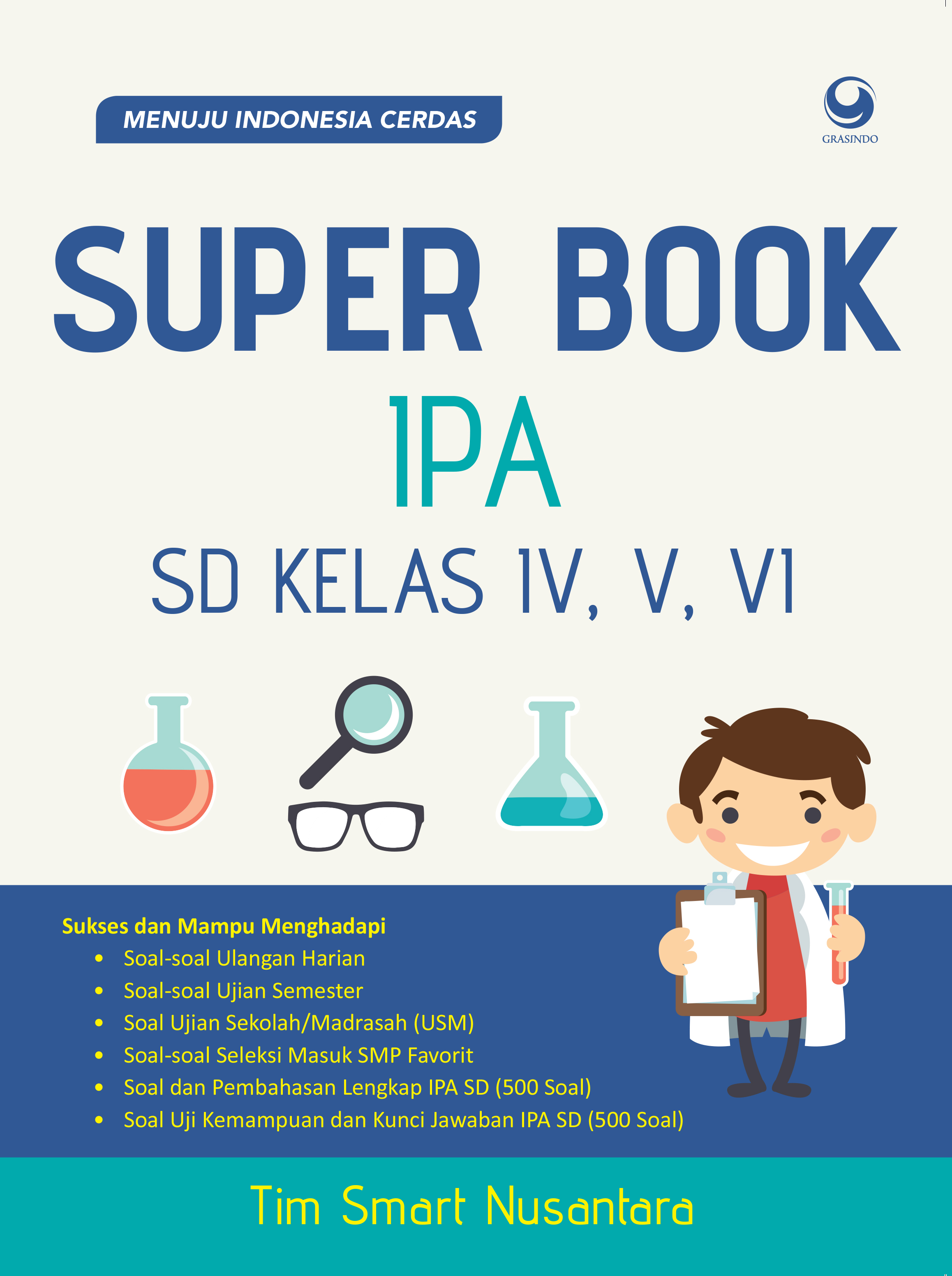Superbook IPA SD/MI Kelas IV, V, VI