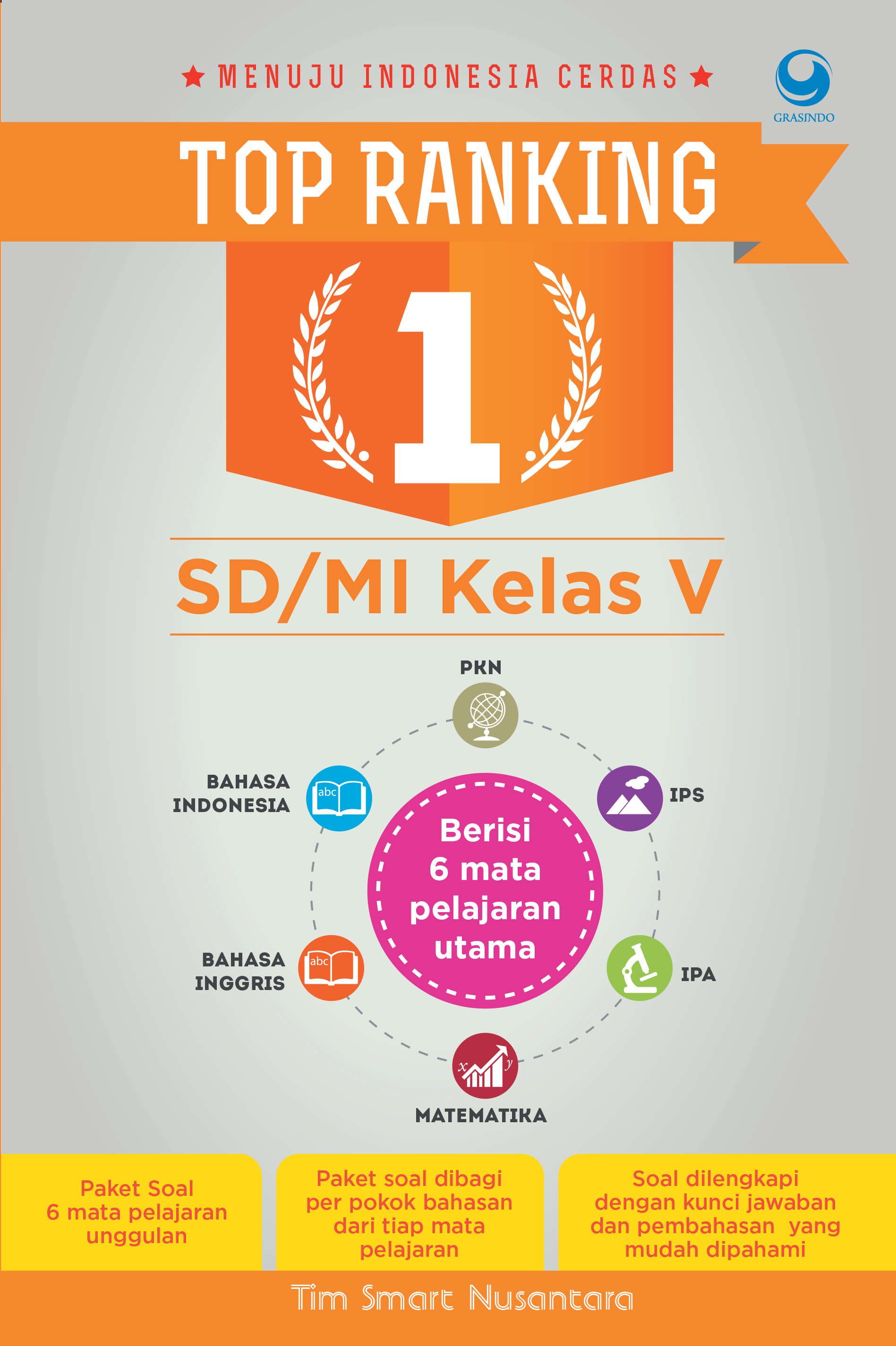 Top Ranking 1 SD Kelas 5