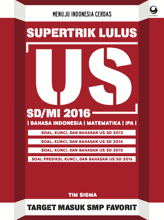 Supertrik Lulus US SD/MI 2016