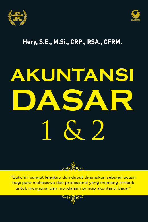 Akuntansi Dasar 1 & 2 (Edisi National Best Seller)