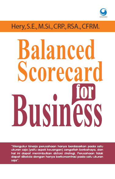 Balances Scorecard for Business